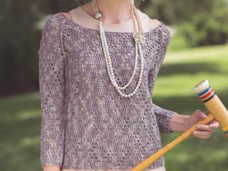 Swanky Sweater