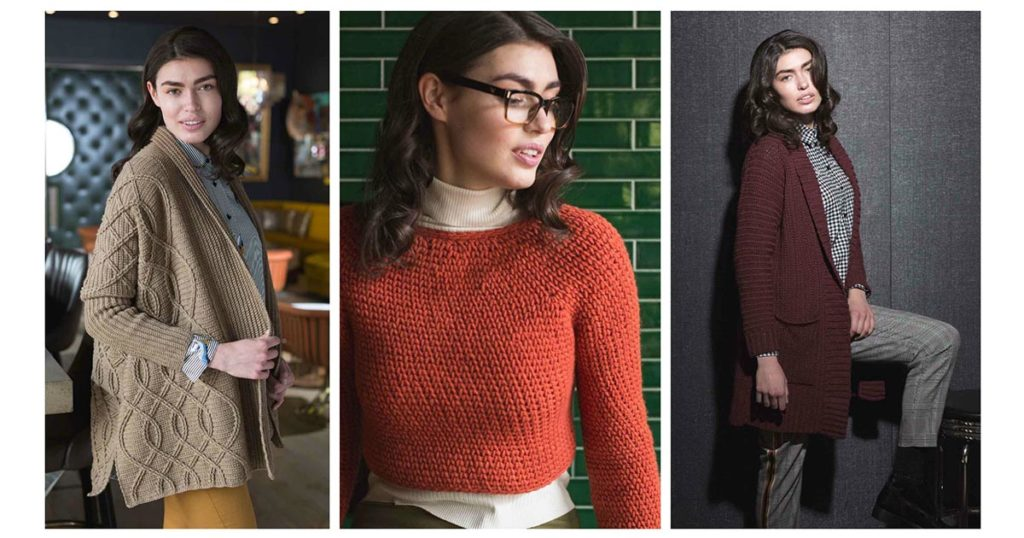 How to Crochet a Sweater: 3 Construction Methods