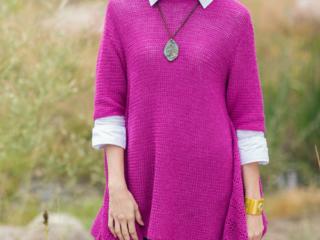Swerve Tee Crochet Pattern