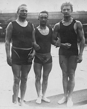 1912 Olympic Swimmers