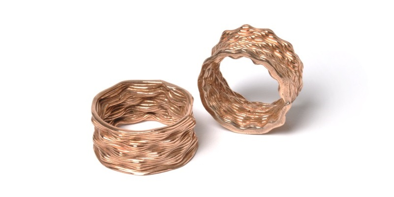The Digital Mine Part 2: From 3D Printed Ceramics to 3D Printing Jewelry