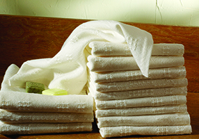 Swedish Lace Towels by Vicci Tardy
