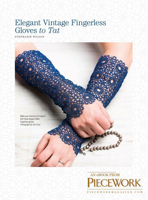 Elegant Vintage Fingerless Gloves to Tat