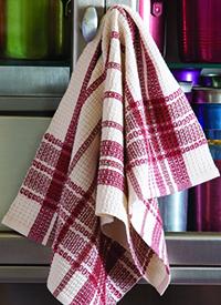 Waffle-Weave Towels by Lynn Teddeer