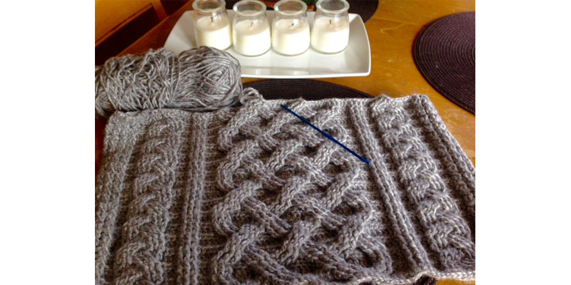 WIP Wednesday: Temescal Cardigan