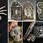 Take a Walk on the Dark Side: Spook Things Up with Halloween Jewelry Design