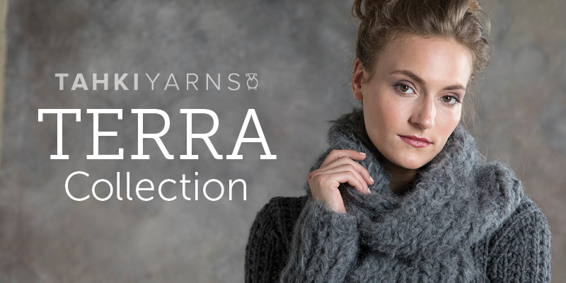 <em>knit.wear Wool Studio</em> Presents Tahki Yarns Terra Collection