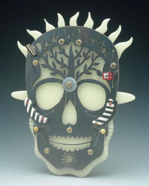 ThomasMann-sugar-skull-skeleton