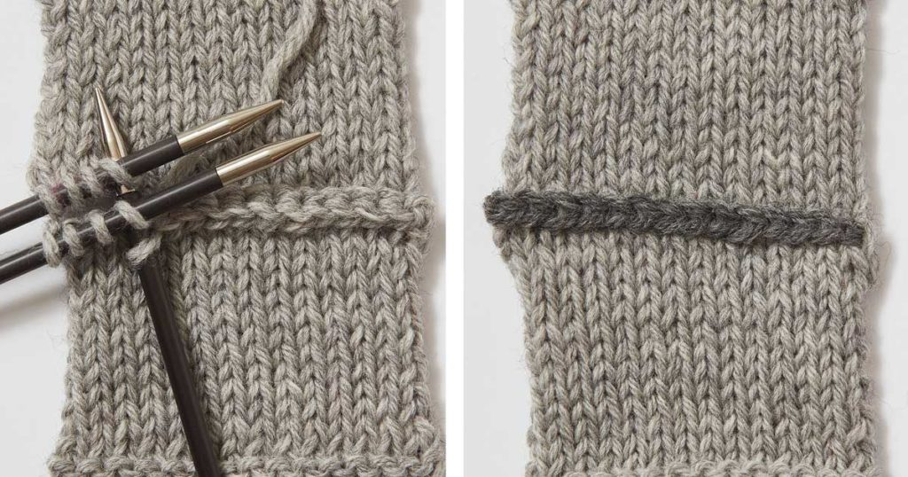 Finessing the Three-Needle Bind-Off