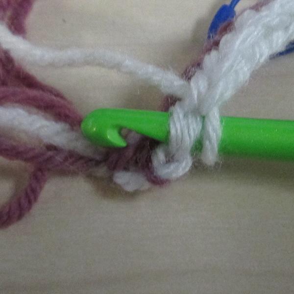crochet ribbing
