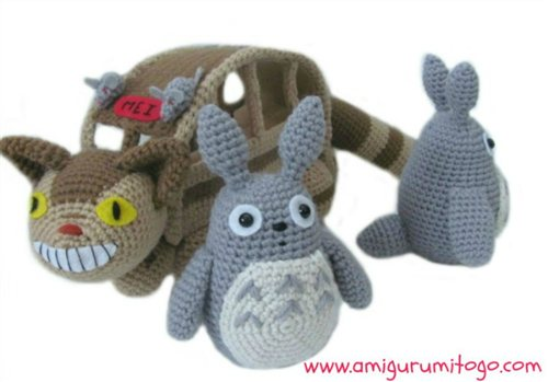 Free Totoro Crochet Pattern Interweave