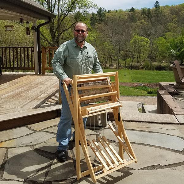 weaving loom maintenance