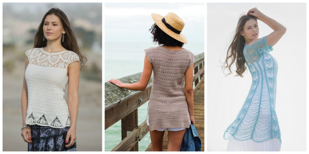Our 5 Favorite Crochet Patterns For Summer Interweave