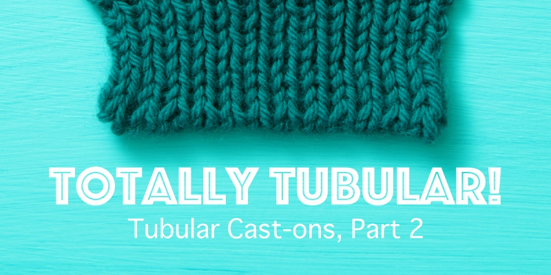 tubular cast-on