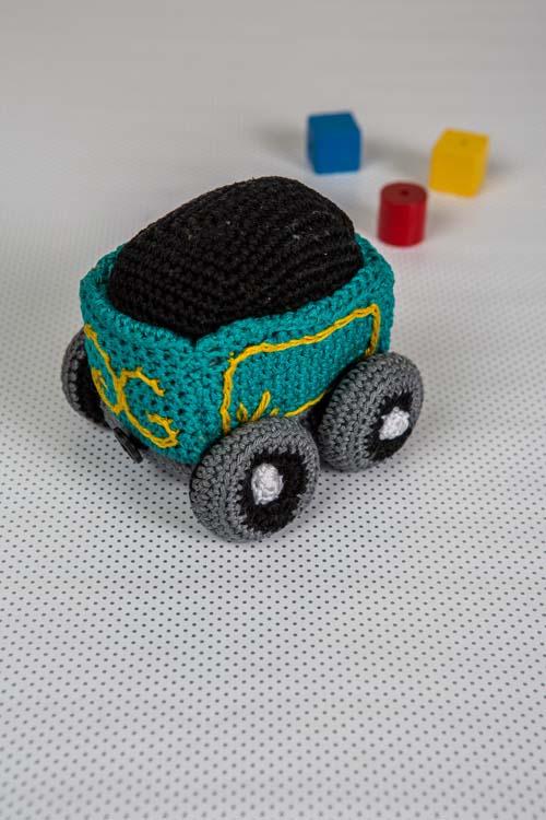 Train Coal Car Side
