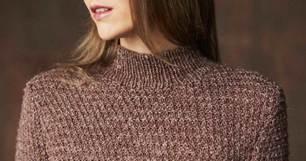 <em>Knitting Traditions</em> 2018: Traveler&#8217;s Sweater