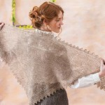 The Tree Shawl to Knit Inna Voltchkova