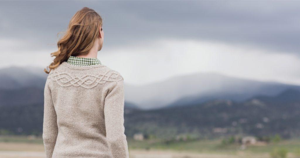 <em>100 Knits:</em> the Tucker Sweater