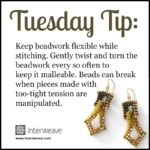How to Keep Your Beadwork from Breaking
