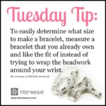 Tuesday Tip: How To Determine Your Bracelet Size
