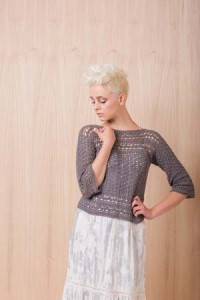 Tumult Crochet Sweater