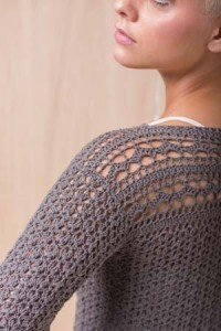 Close Up of Tumult Sweater