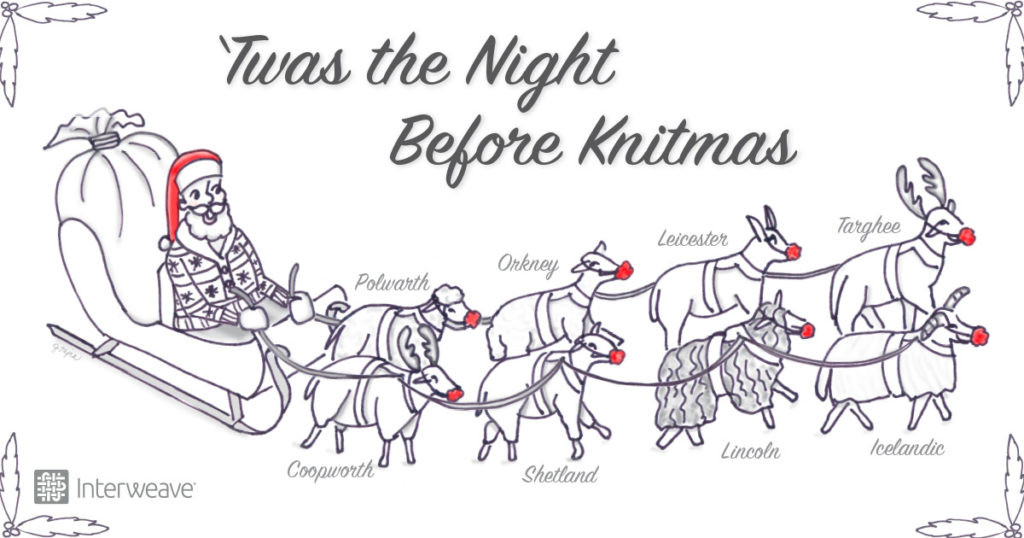 'Twas The Night Before Knitmas