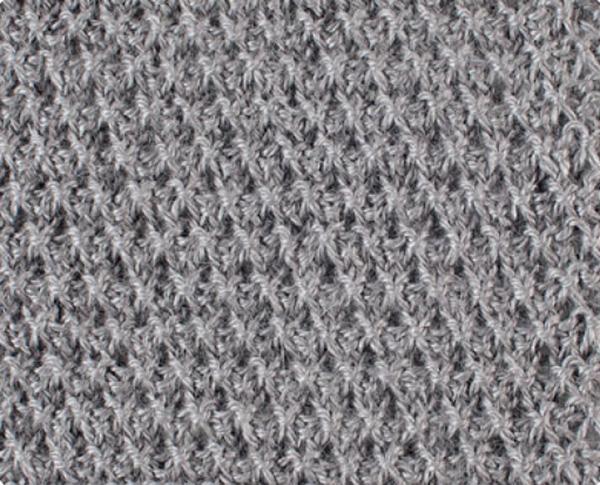 slip-stitch knitting