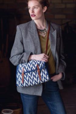 Tweedy Bag Crochet Pattern