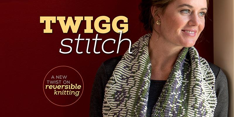 Have You Tried the Twigg Stitch?