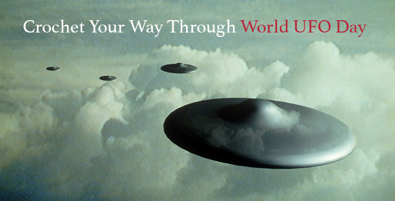 World UFO Day: Get Lost in Your Own Craft Space