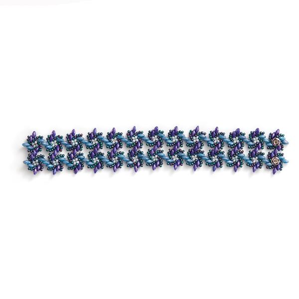 Vortices Bracelet by Kassie Shaw