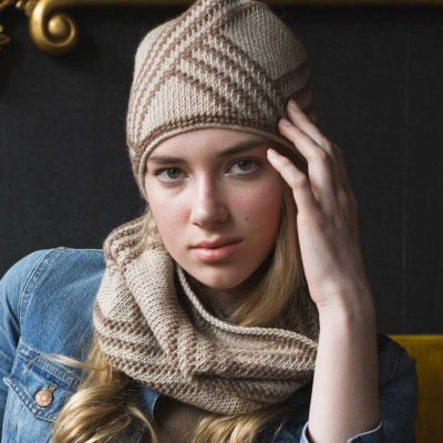 Urbane Hat and Cowl