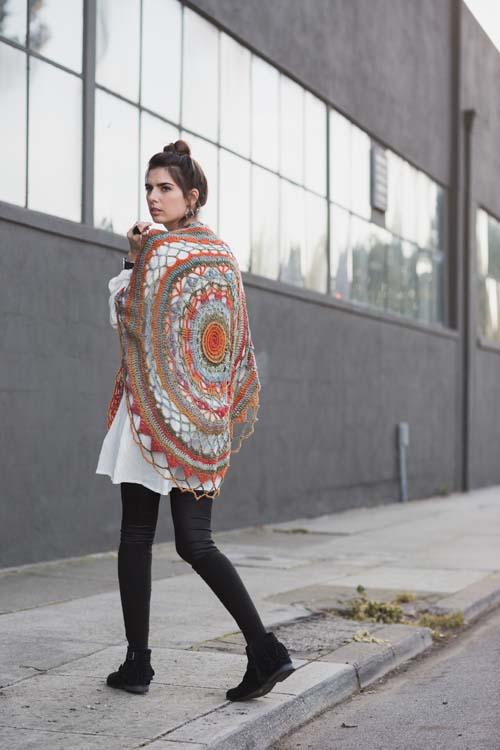 Ventura Shawl from Interweave Crochet Summer 2016