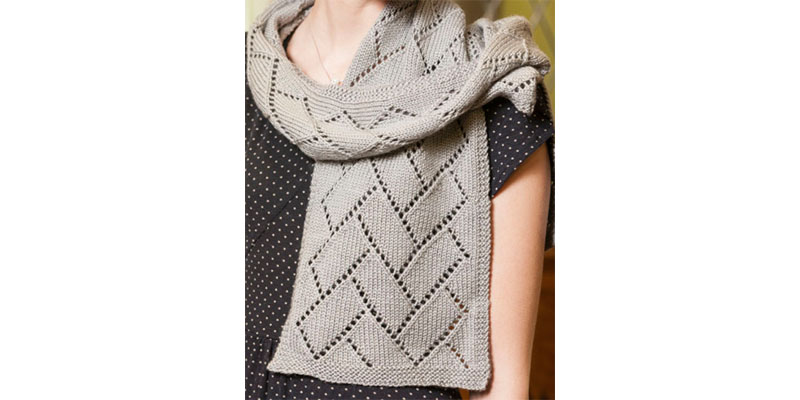 A Scarf for a Clever Woman