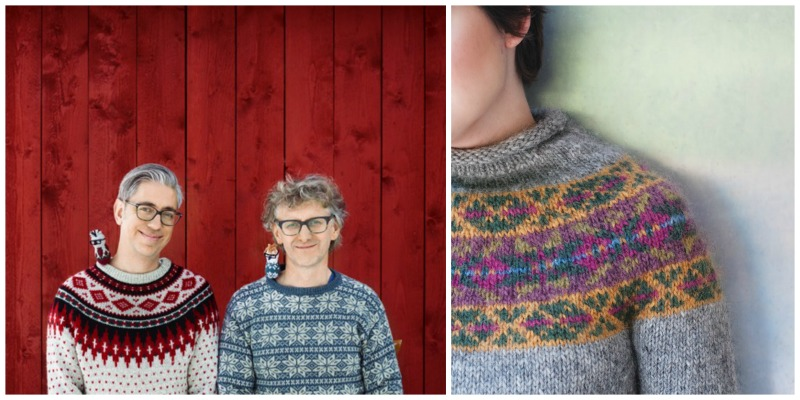 Interweave Escapes: These Guys Want to Inspire Your Knitting