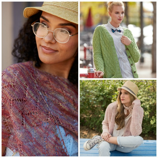 knitting trends for warm weather