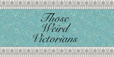 Those Weird Victorians: What is a Couvrette?