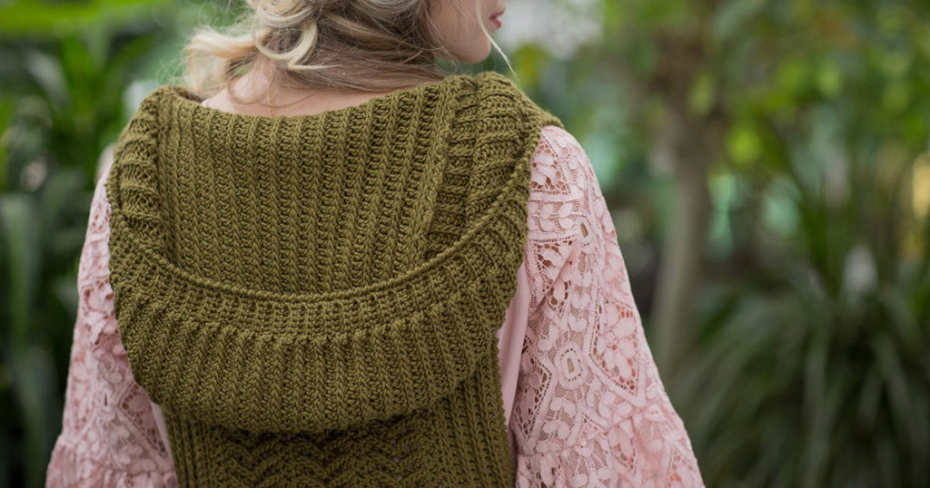 Pattern of the Week: Vined Vest