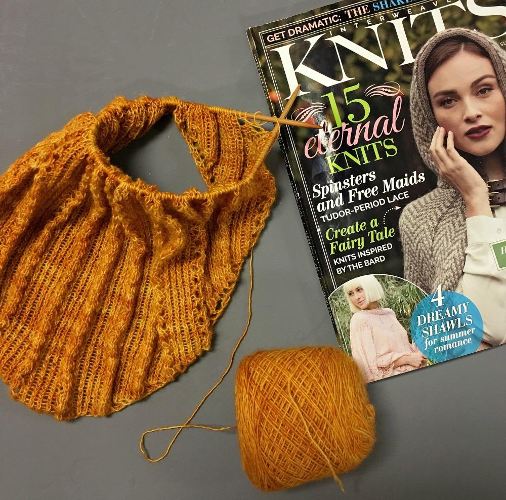 helena's shawl