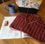 WIP Wednesday: Red Clay Top