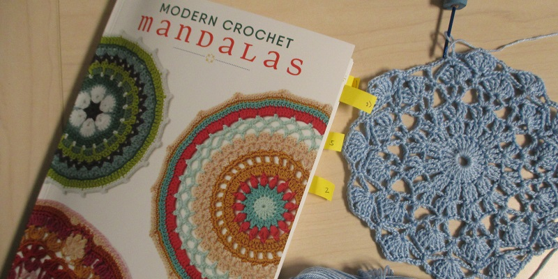 Wednesday's WIP: Tales of the Mandala, Part I