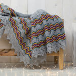 <em>Knits Gifts</em> 2018: Woodland Hap Shawl