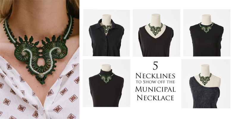 WWDD: 5 Necklines to Show off the Municipal Necklace