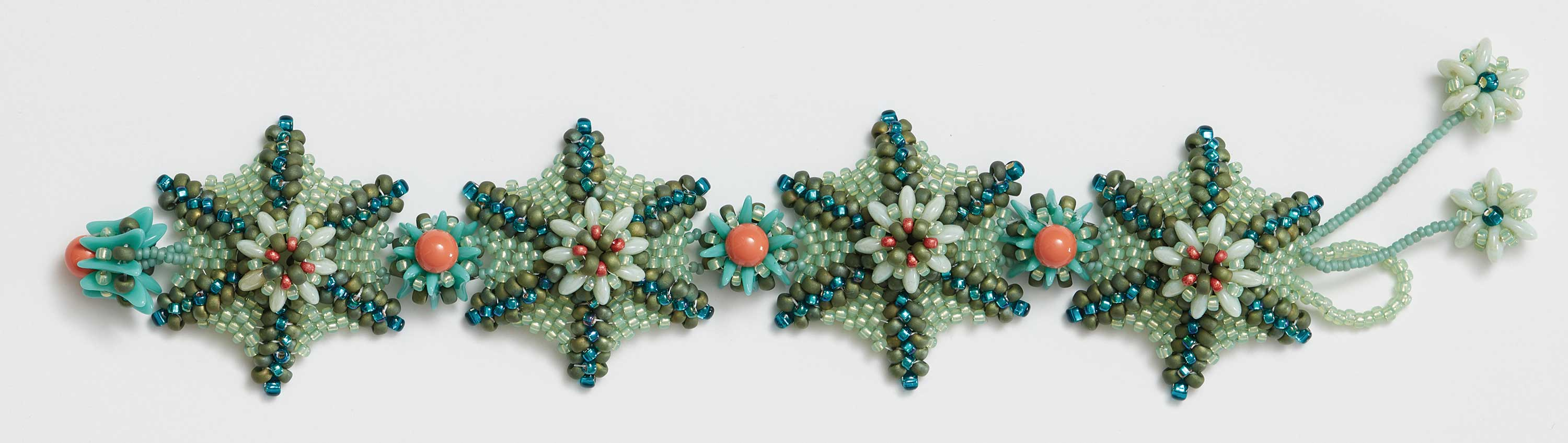 Beadwork Alternate Colorway Information for Agnieszka Watts's Aral Sea Project