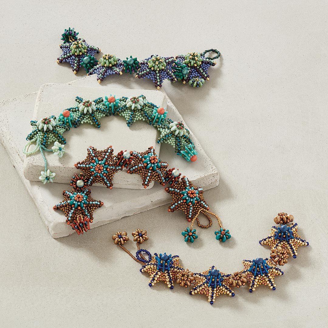 The Aral Sea Bracelet by Agnieszka Watts