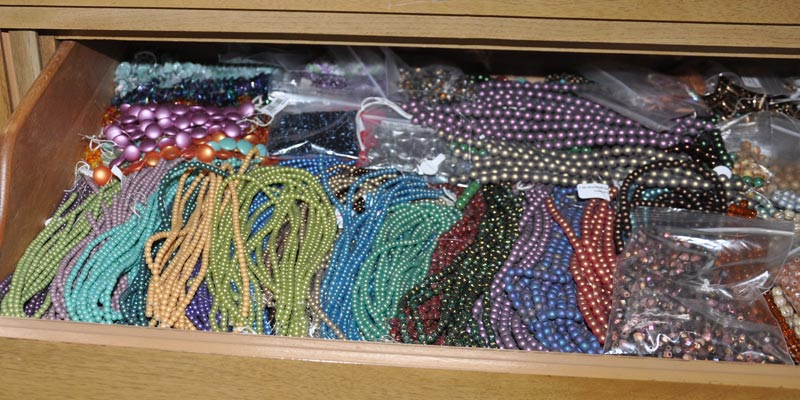 Step Inside Bead Weaving Artist Agnieszka Watts Studio