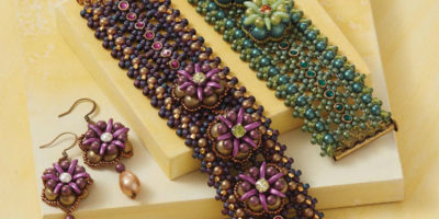 Q&A with Bead Weaving Expert and Beadwork Designer of the Year Agnieszka Watts