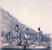 Women Waulking