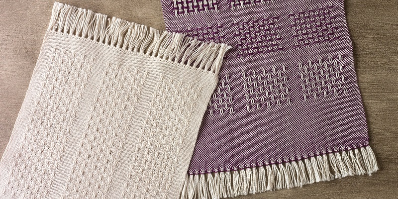 Learn how to weave, get weaving inspiration, and more on the Interweave Weaving Blog!